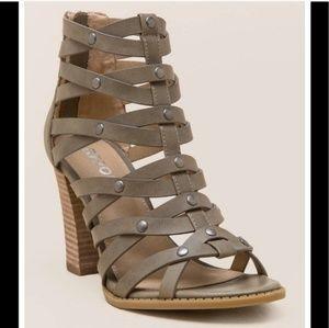 Report Reeta studded 3 1/2 heel